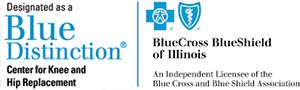 Blue Distinction Center for Knee and Hip Replacement logo