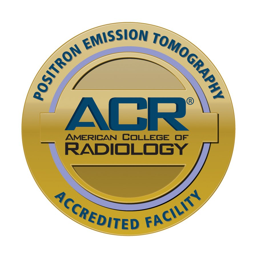 American College of Radiology PET Accreditation logo