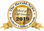 The Herald-News Readers' Choice Award/Best of Will County 2019