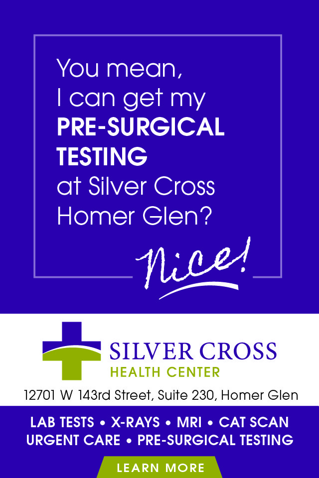 Pre-surgical testing ad