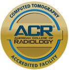 American College of Radiology CT Accreditation logo