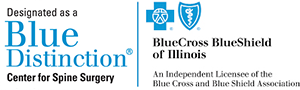 Blue Distinction Center for Spine Surgery logo