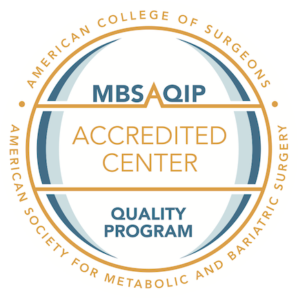 MBSAQIP Medabolic and Bariatric Surgery Accreditation